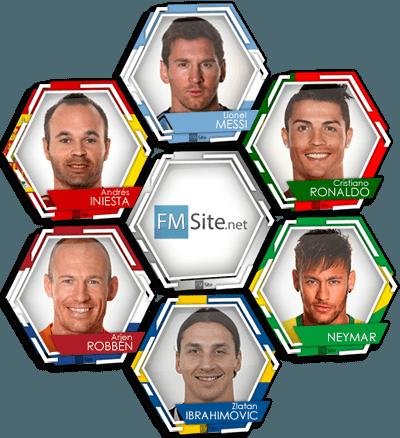 Hexagon Facepack (FM2018) 8hXFl0p