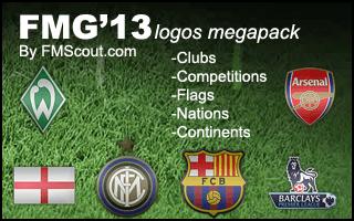 FMG'13 Logos Megapack