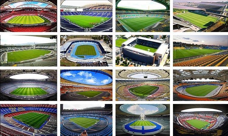 Mini Stadiums Superpack (FM2020) UtfCNWC