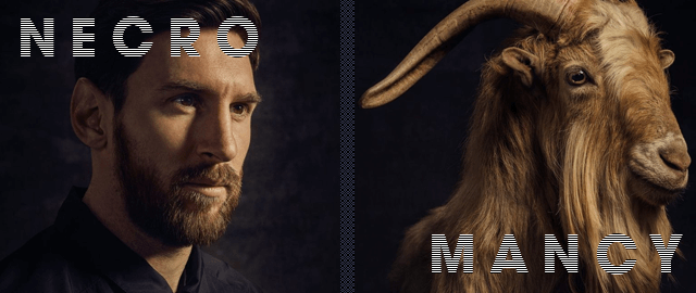 necromancy messi goat