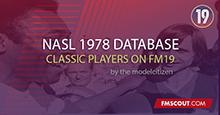 Classic NASL 1978 Database