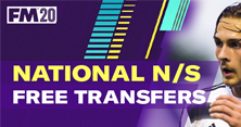 Free Transfers for National North & South