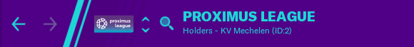 Proximus-League