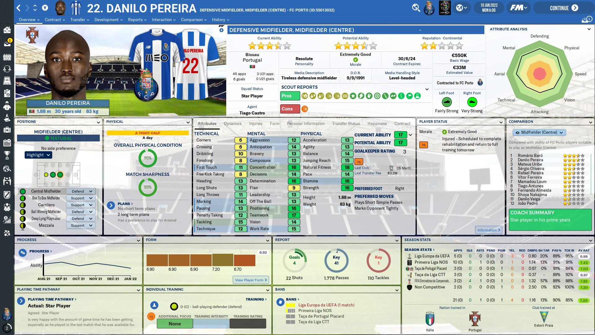 Football Manager 2020 Skins - FM 2020 FLUT skin light - Version 1.5