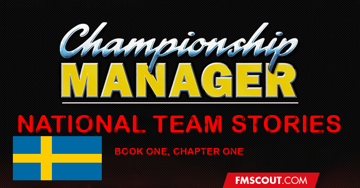 CM / FM Nostalgia - National Team Stories with Championship Manager