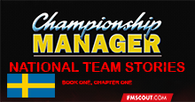 National Team Stories with Championship Manager