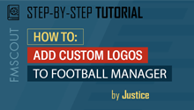 How To Add Custom Logos To Football Manager
