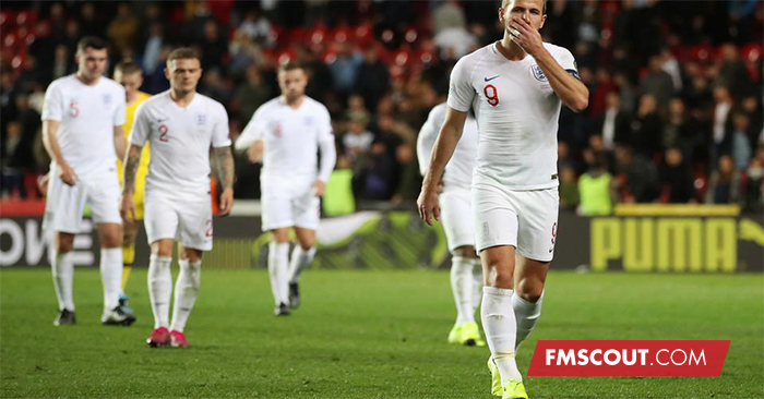 Football Views - England's Paradoxical Knockout Stage Prospects at Euro 2020
