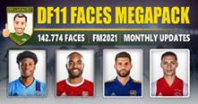 DF11 Faces Megapack & Updates 2021