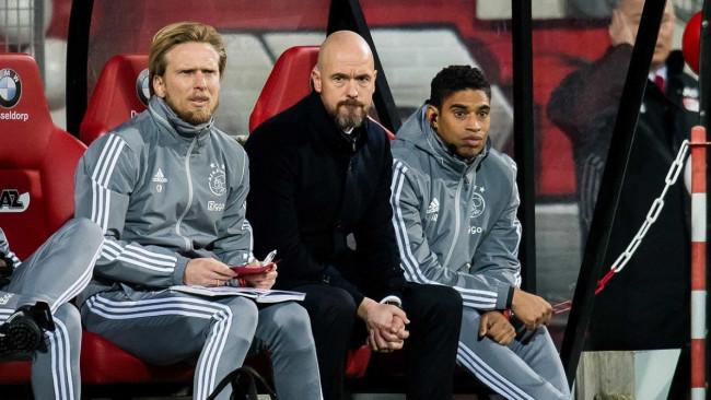 Football Manager 2021 Data Updates - Ajax Staff Update 2021 by KreWL