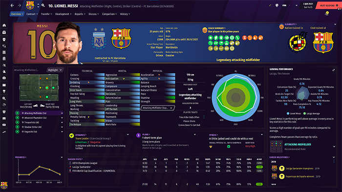Football Manager 2021 Skins - DD2021RM v2.1 Now 1920x1080! 100% (Realism Mod)