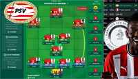 Unstoppable 4-3-3 | PSV Invincibles + UCL Final