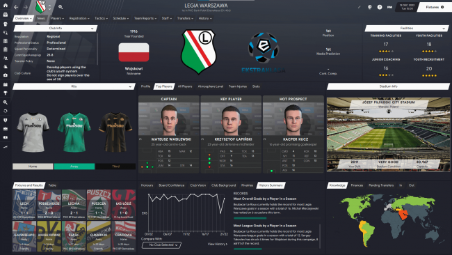 club profile 1