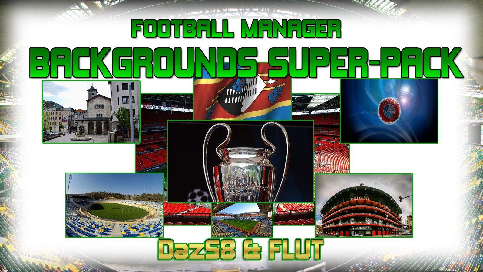 Backgrounds Super Pack (FM2016) 3NEWD