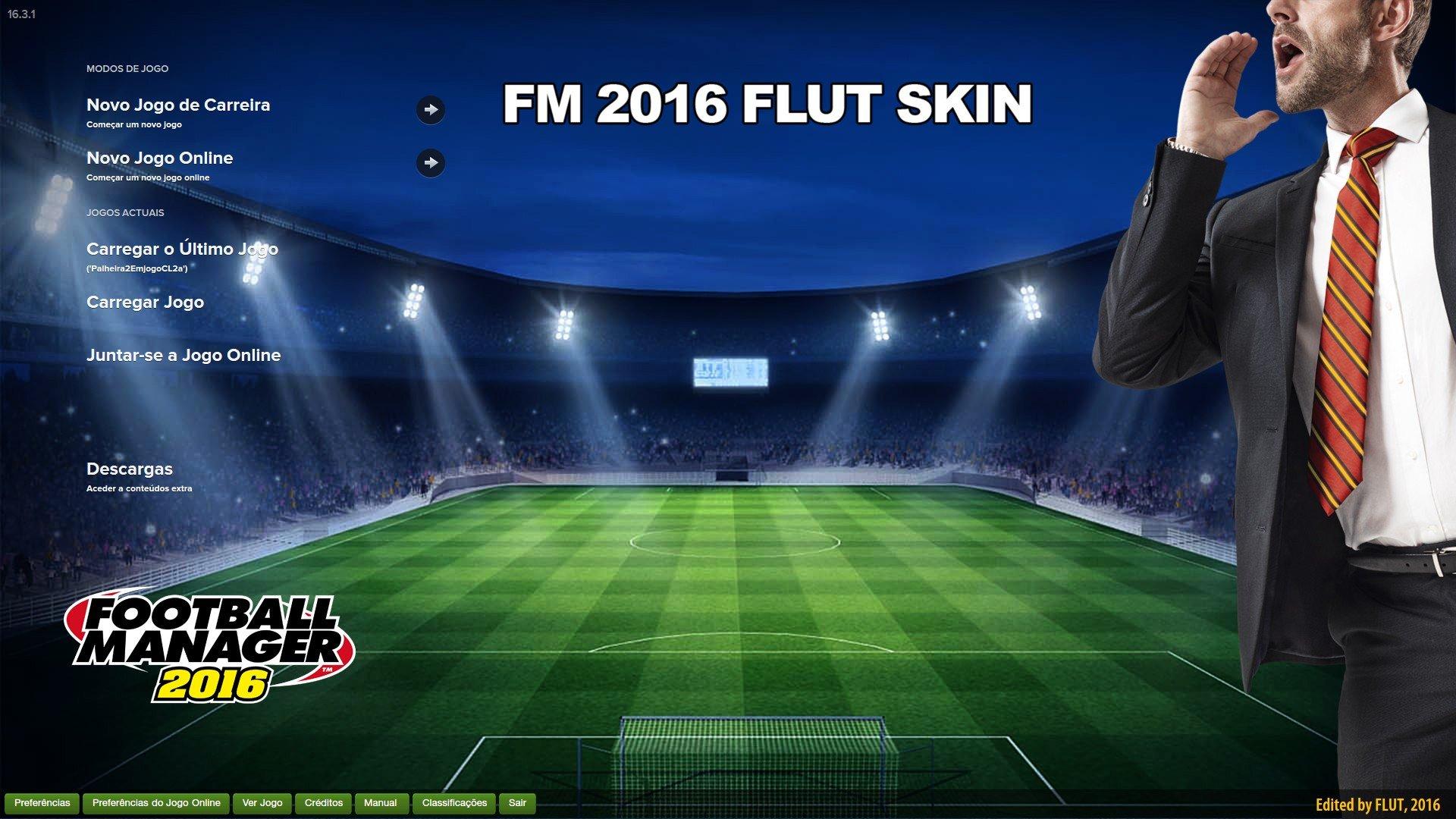 FLUT skin v2.1 (FM2016) 3bVn1