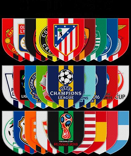 FMPT Shield Logos Megapack (FM2017) 4ZQEH