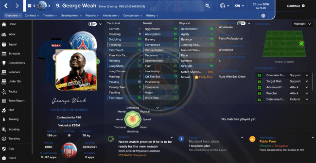 George Weah Overview Profile 2