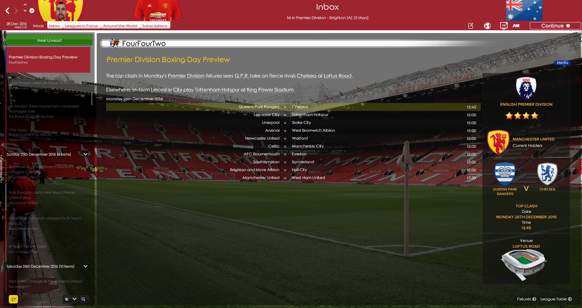 Clinched 6.1 (FM2016) GjyNS