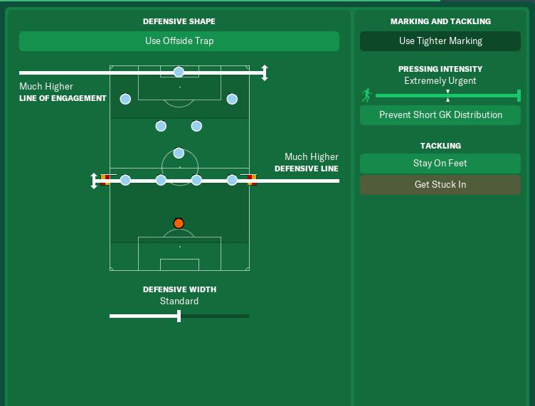 Guardiola FM19 Tactic - Dominate Possession CTW | FM Scout