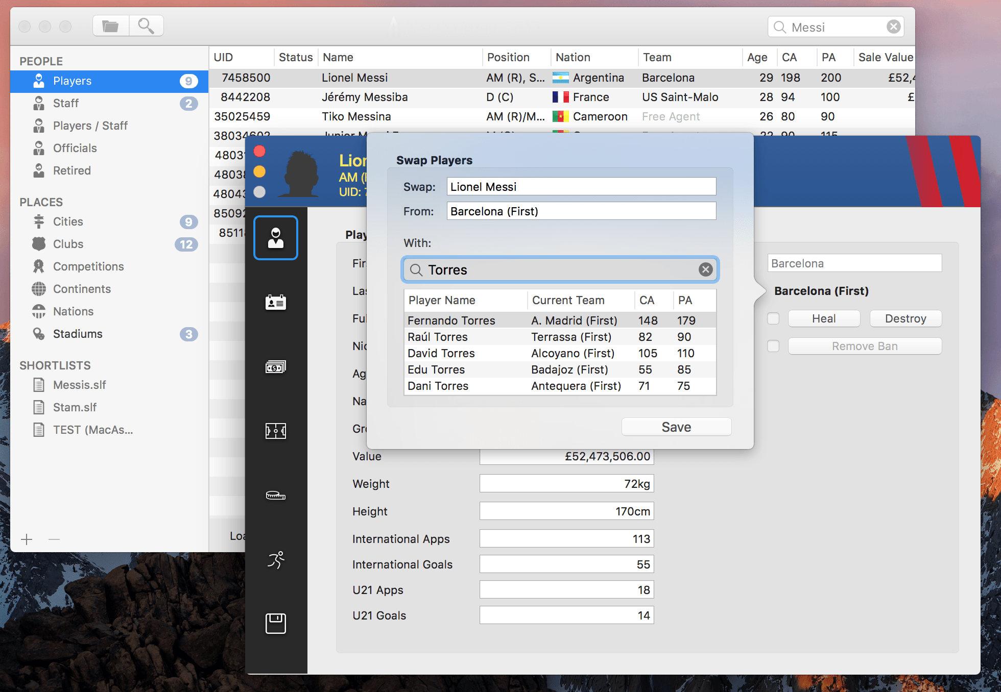 MacAssistant RT for FM19 | FM Scout