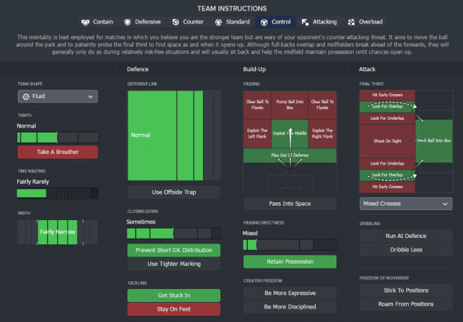 3412 formation football manager - Paralisi tk