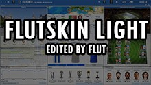 FM 2019 FLUT skin light - Version 1.5