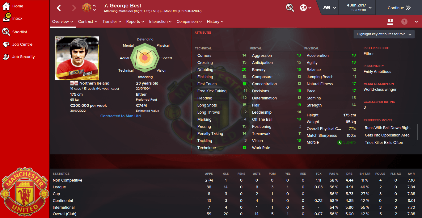 Return Of The Legends (FM2016) Ybswy
